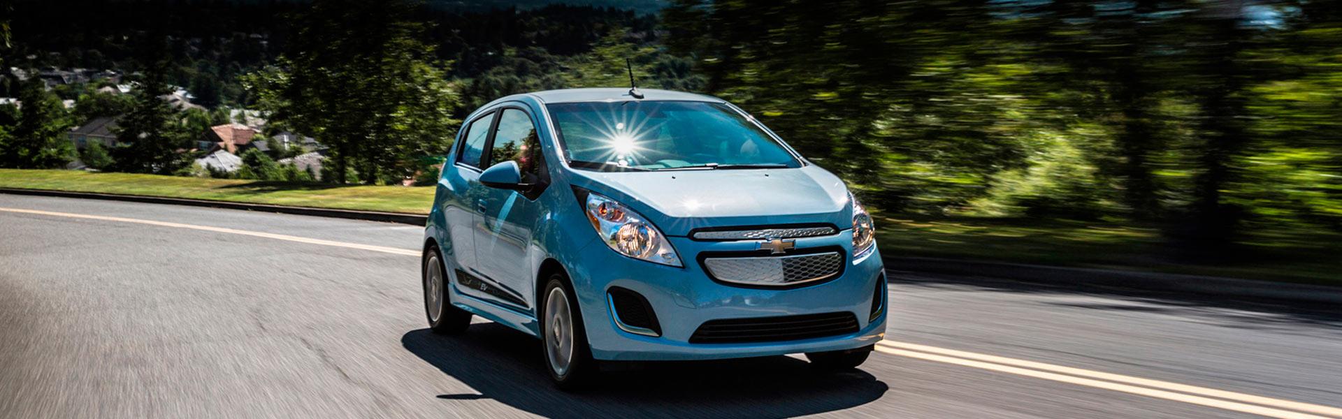 Запчасти на Chevrolet Spark